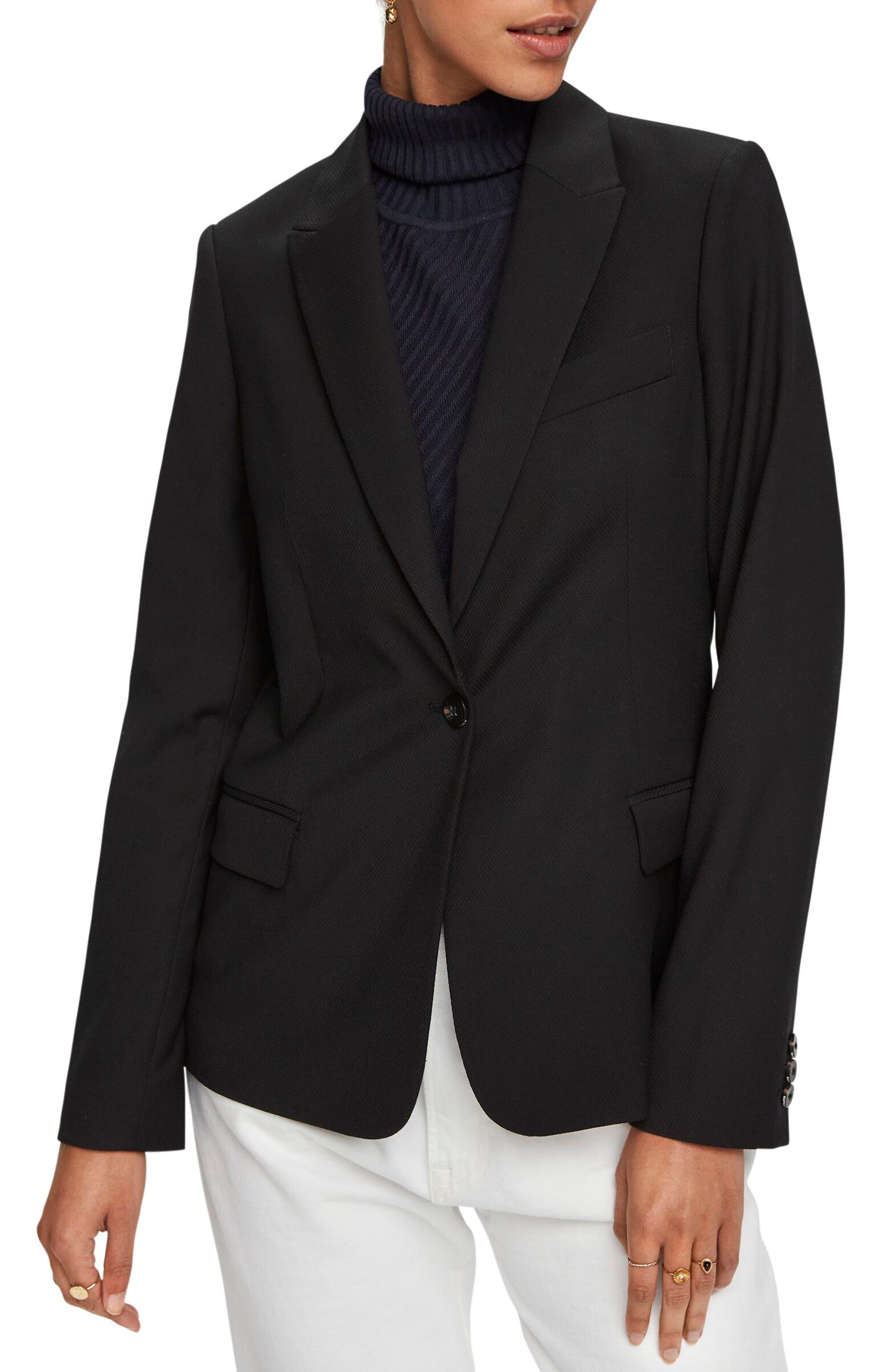 Scotch & Soda Classic Tailored Blazer | Nordstrom