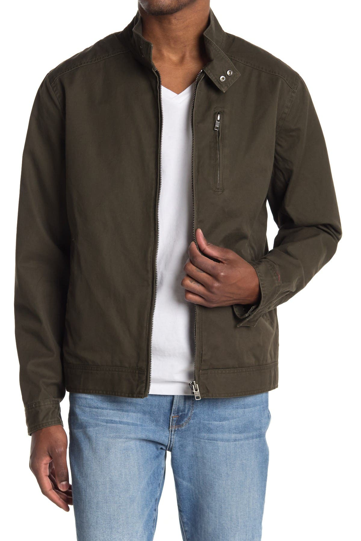 RODD AND GUNN Wingate Zip Jacket at Nordstrom Rack