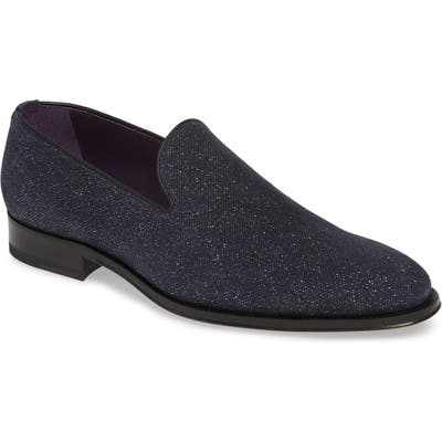 To Boot New York Rumble Venetian Loafer, Blue
