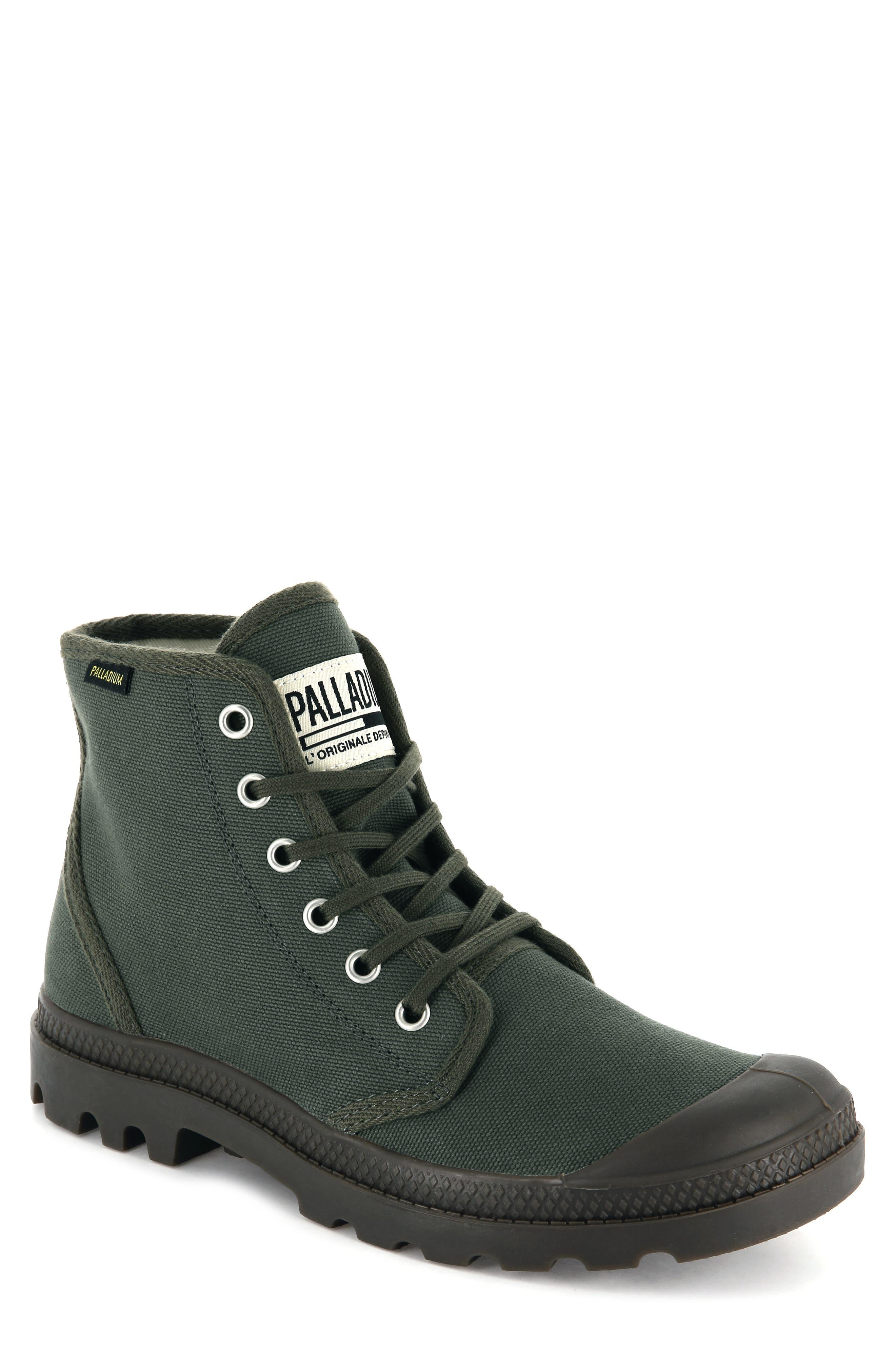 Palladium Boots UPC & Barcode |