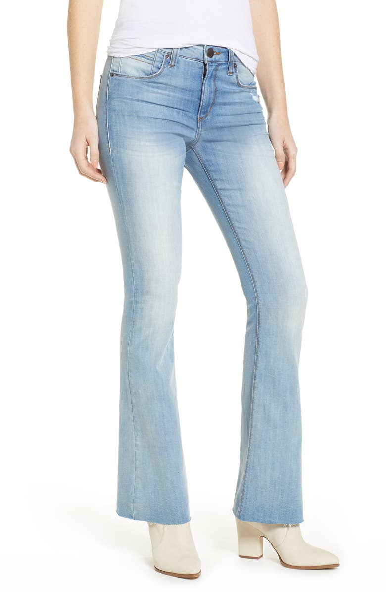 KUT FROM THE KLOTH STS Blue Kelly Skinny Flare Jeans, Main, color, 400