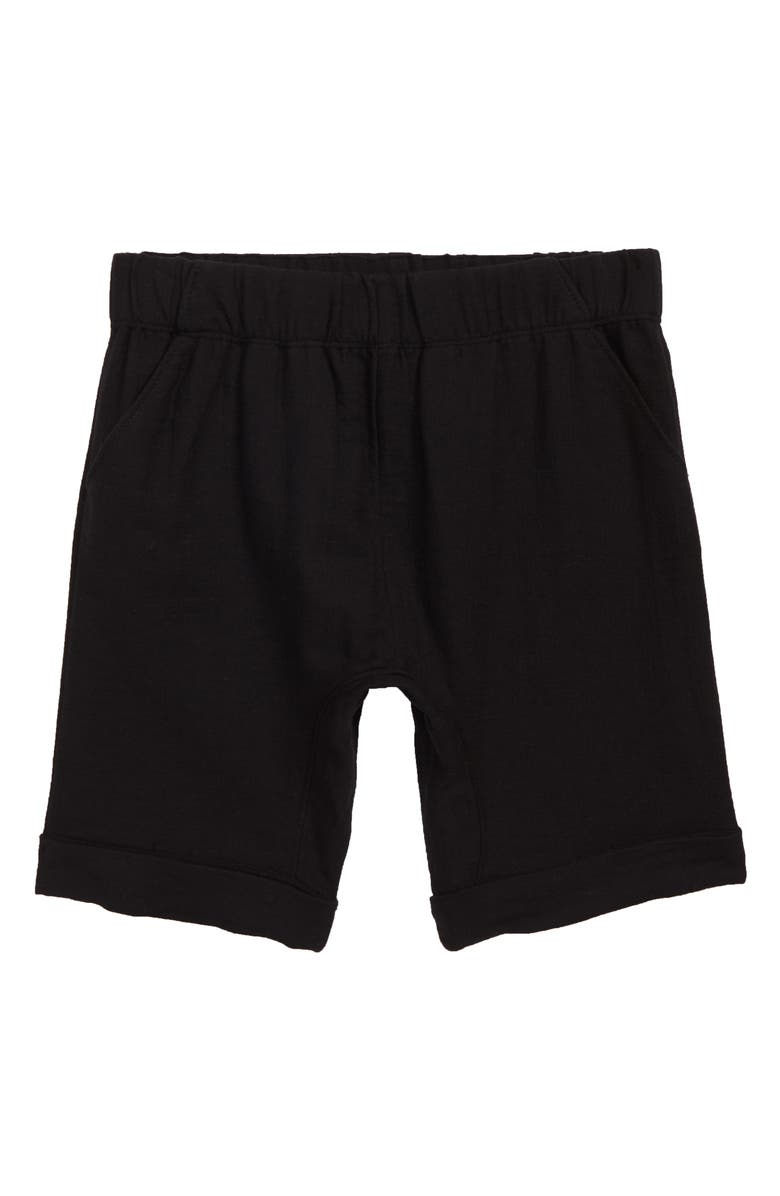 STEM Monkey Shorts, Main, color, BLACK