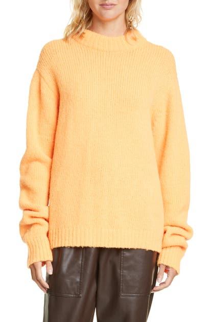 Tibi Sweaters COZETTE ALPACA & WOOL BLEND SWEATER