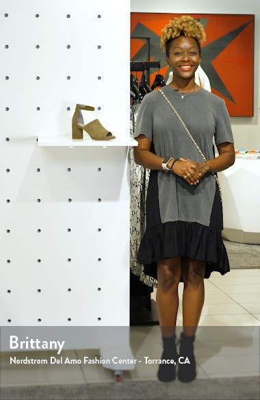 Matty Ankle Strap Sandal, sales video thumbnail
