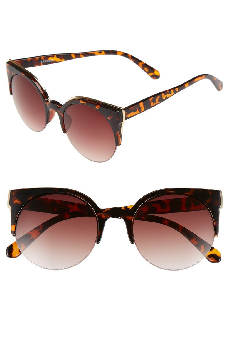 FANTASEYES Fantas Eyes 50mm Sunglasses, Main, color, 200
