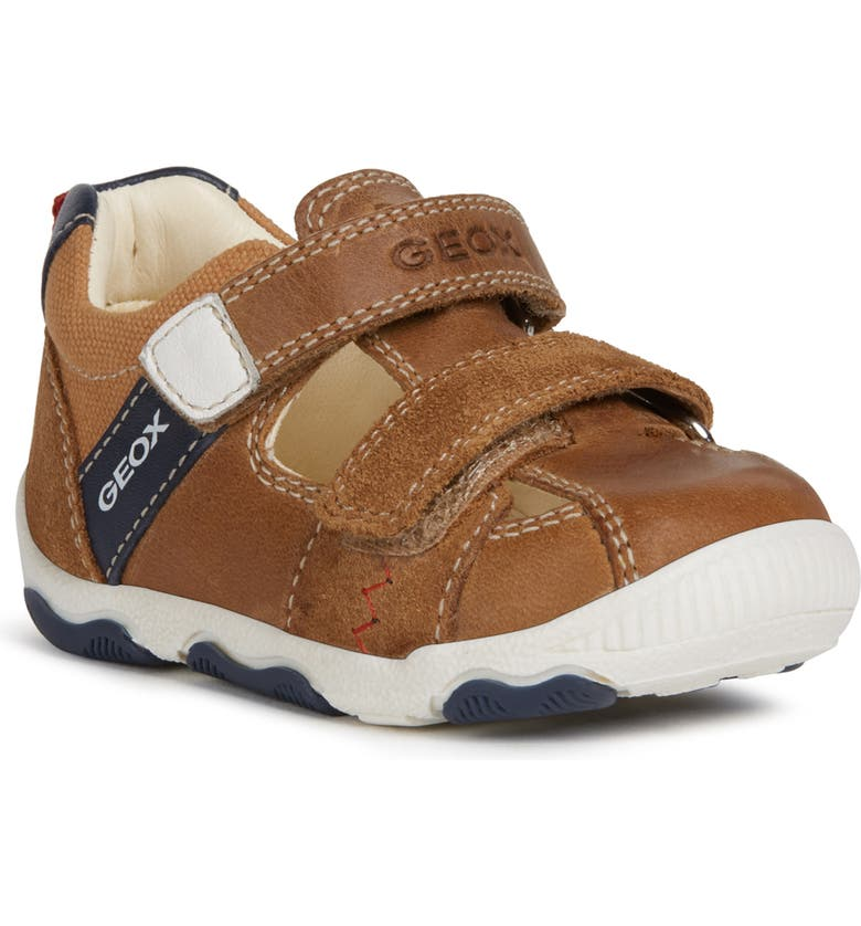 GEOX Balu 28 Sneaker, Main, color, CARAMEL