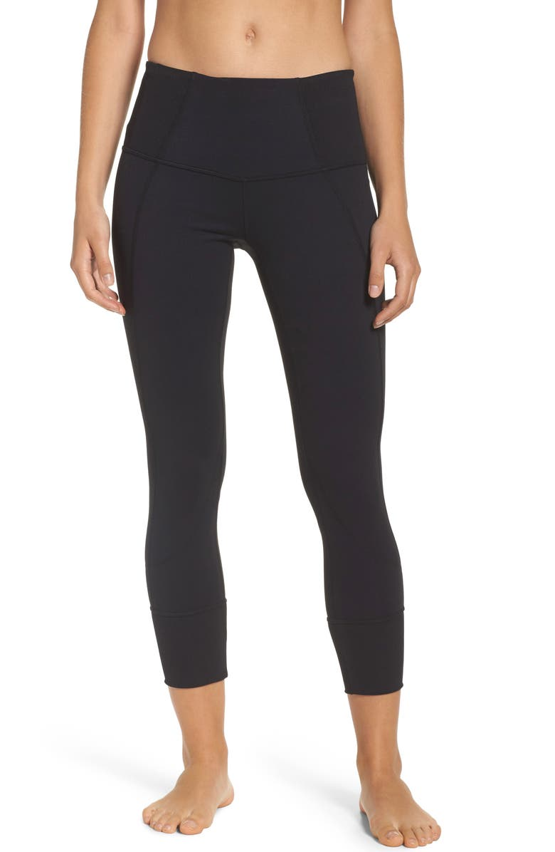 b7c5cb867b Moonlight High Waist Leggings, Main, color, BLACK