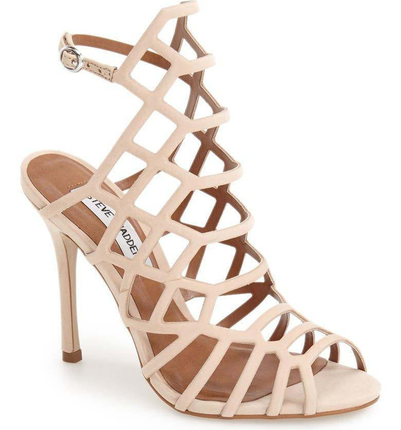 STEVE MADDEN 'Slithur' Sandal, Main, color, 250