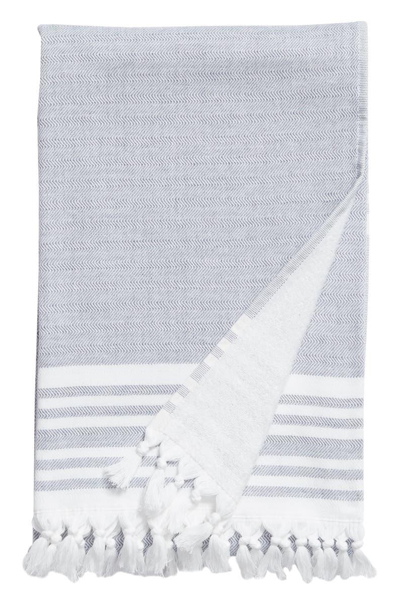Tassel Beach Towel by Treasure & Bond
