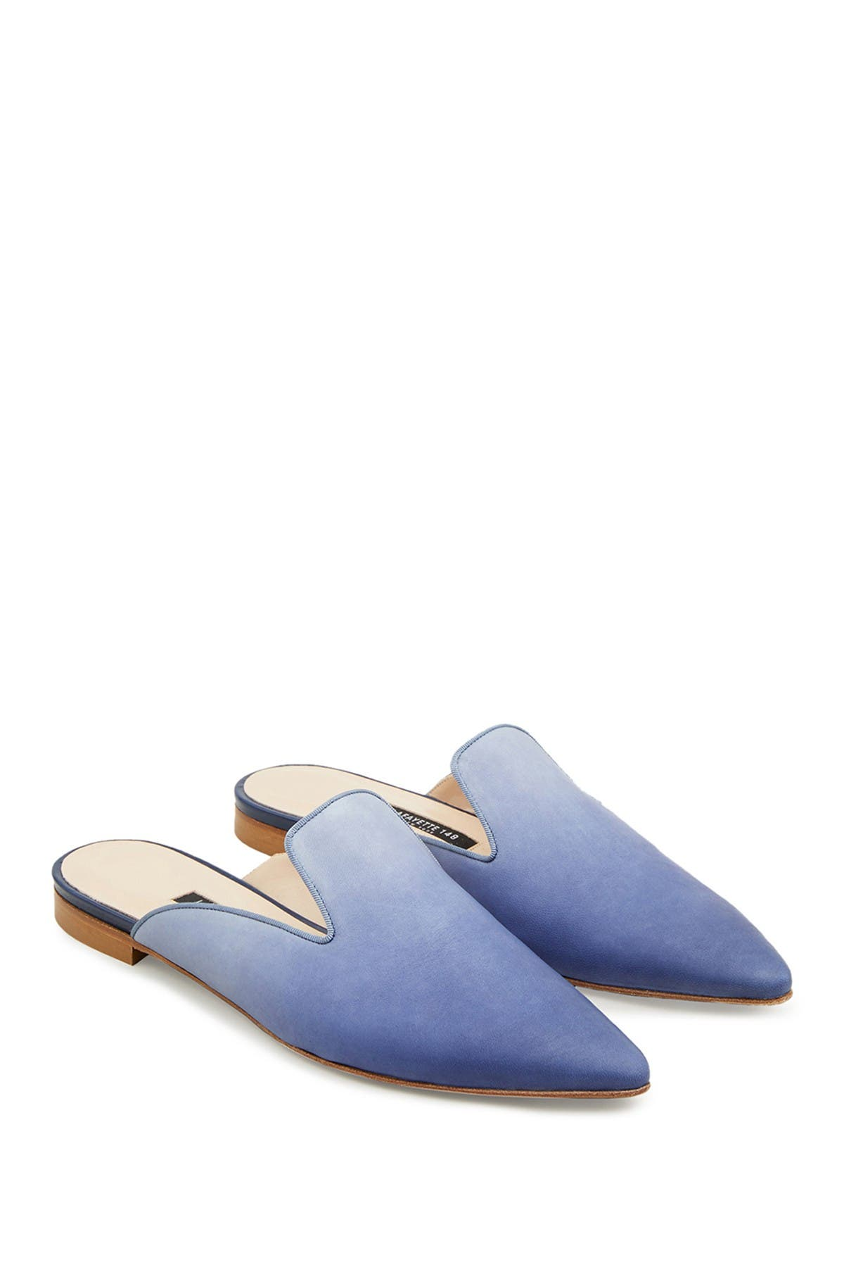 Image of Lafayette 148 New York Vento Loafer Mule