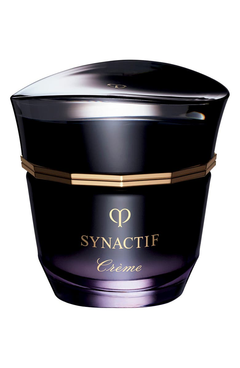 CLÉ DE PEAU BEAUTÉ Synactif Nighttime Moisturizer, Main, color, NO COLOR
