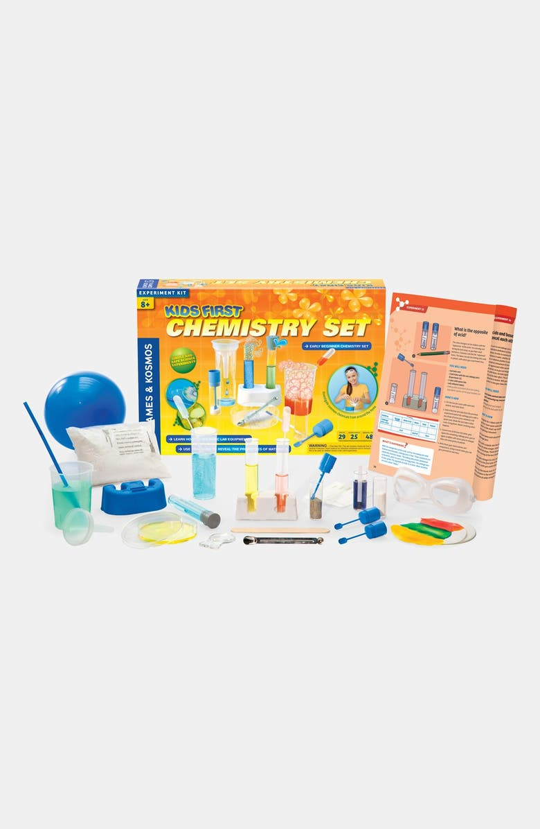 THAMES & KOSMOS 'Kids First Chemistry Set', Main, color, NO COLOR