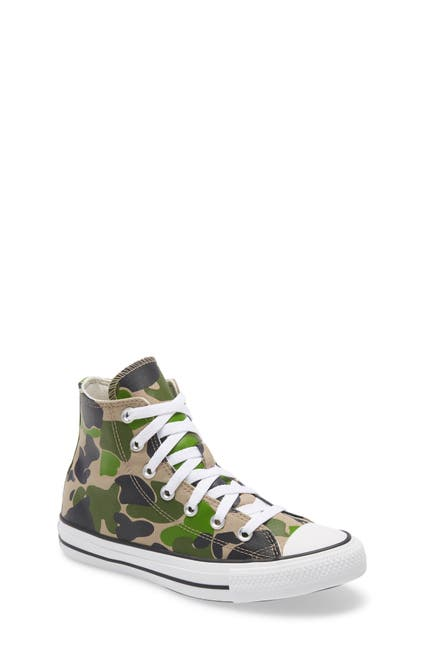Image of Converse Chuck Taylor All Star Camo Sneaker