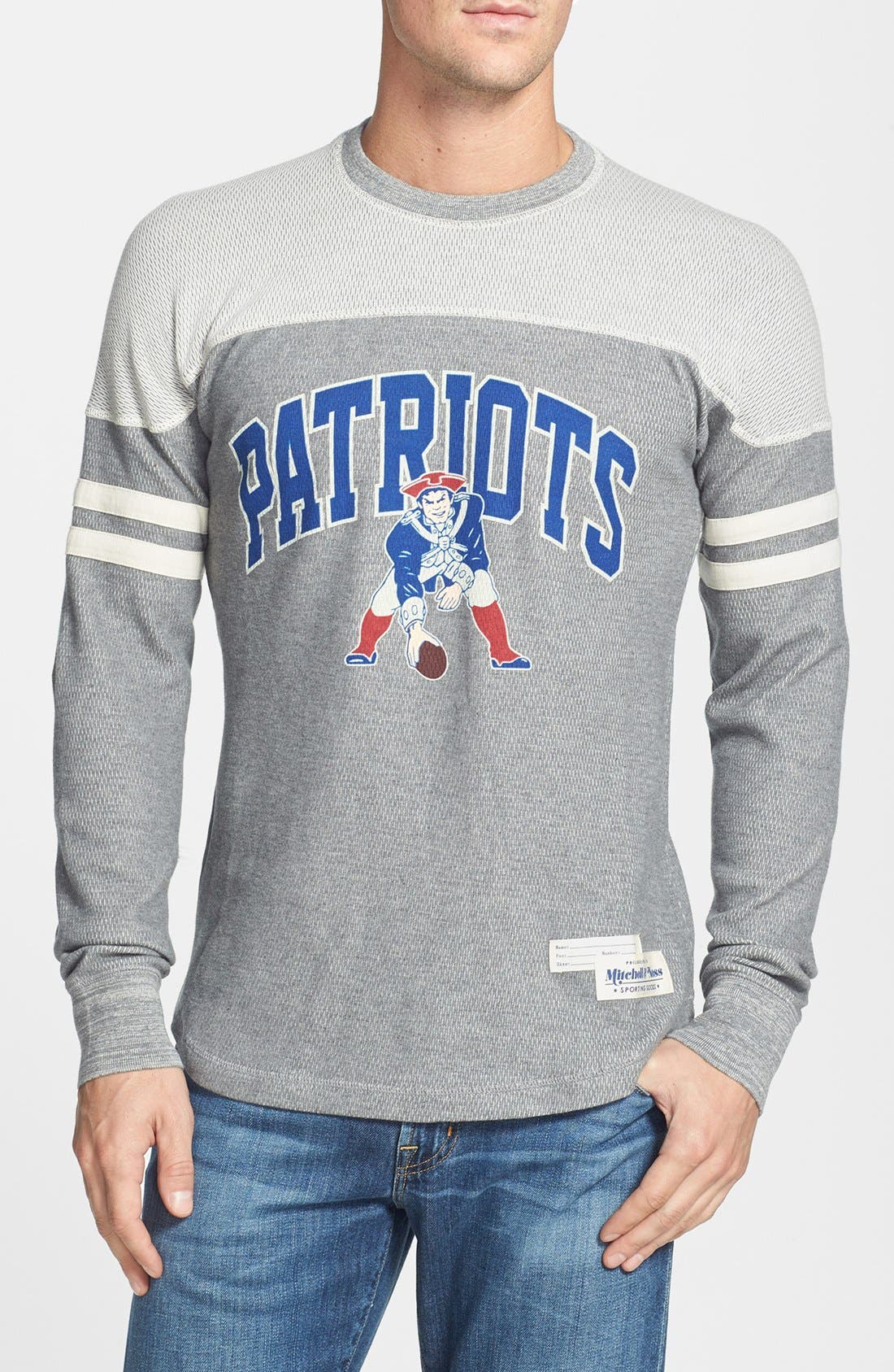 new england patriots thermal shirt