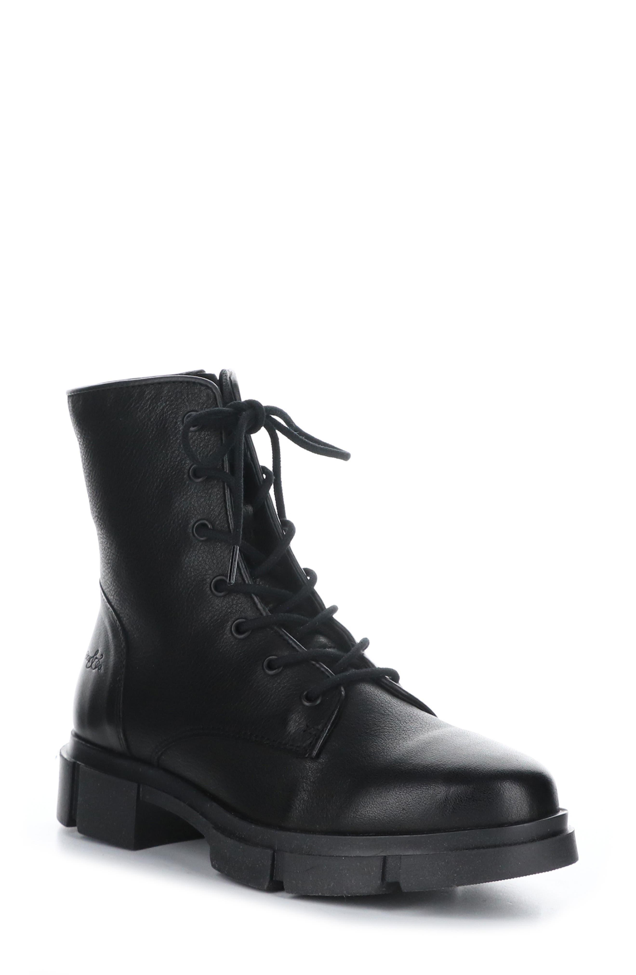 Luck Waterproof Combat Boot