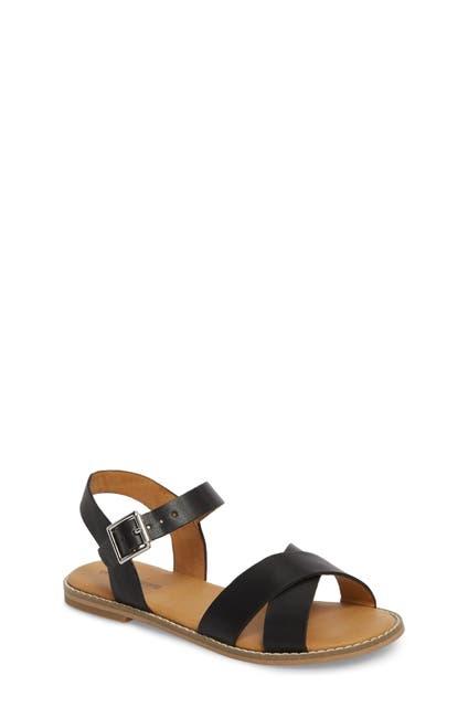 Image of Tucker + Tate Arya Cross Strap Sandal