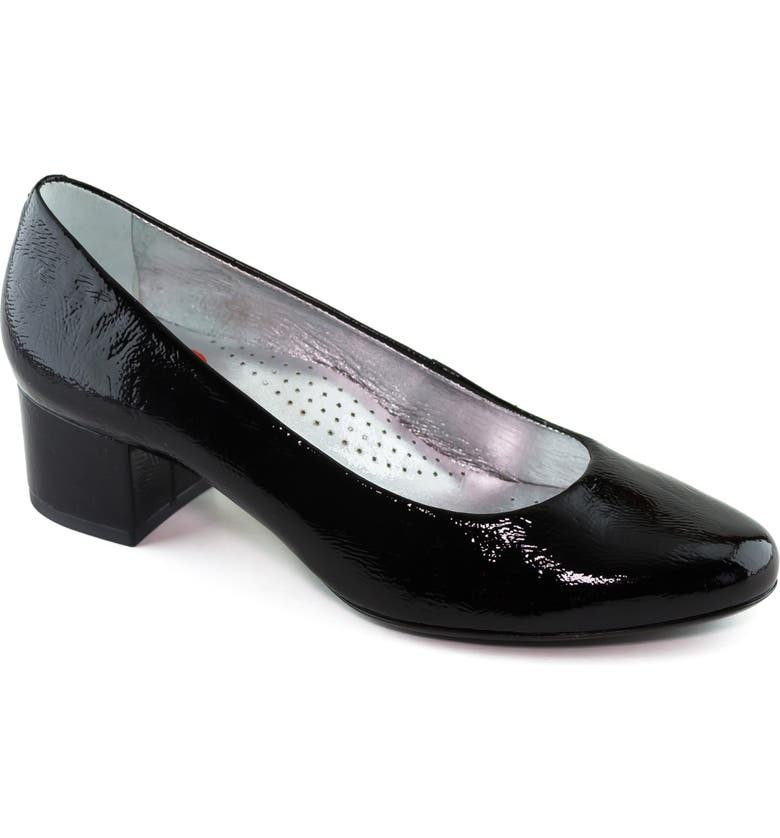 MARC JOSEPH NEW YORK Broad Street Pump, Main, color, BLACK PATENT