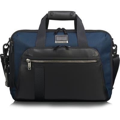 Tumi Alpha Bravo Mountain Convertible 3-Way Briefcase - Blue