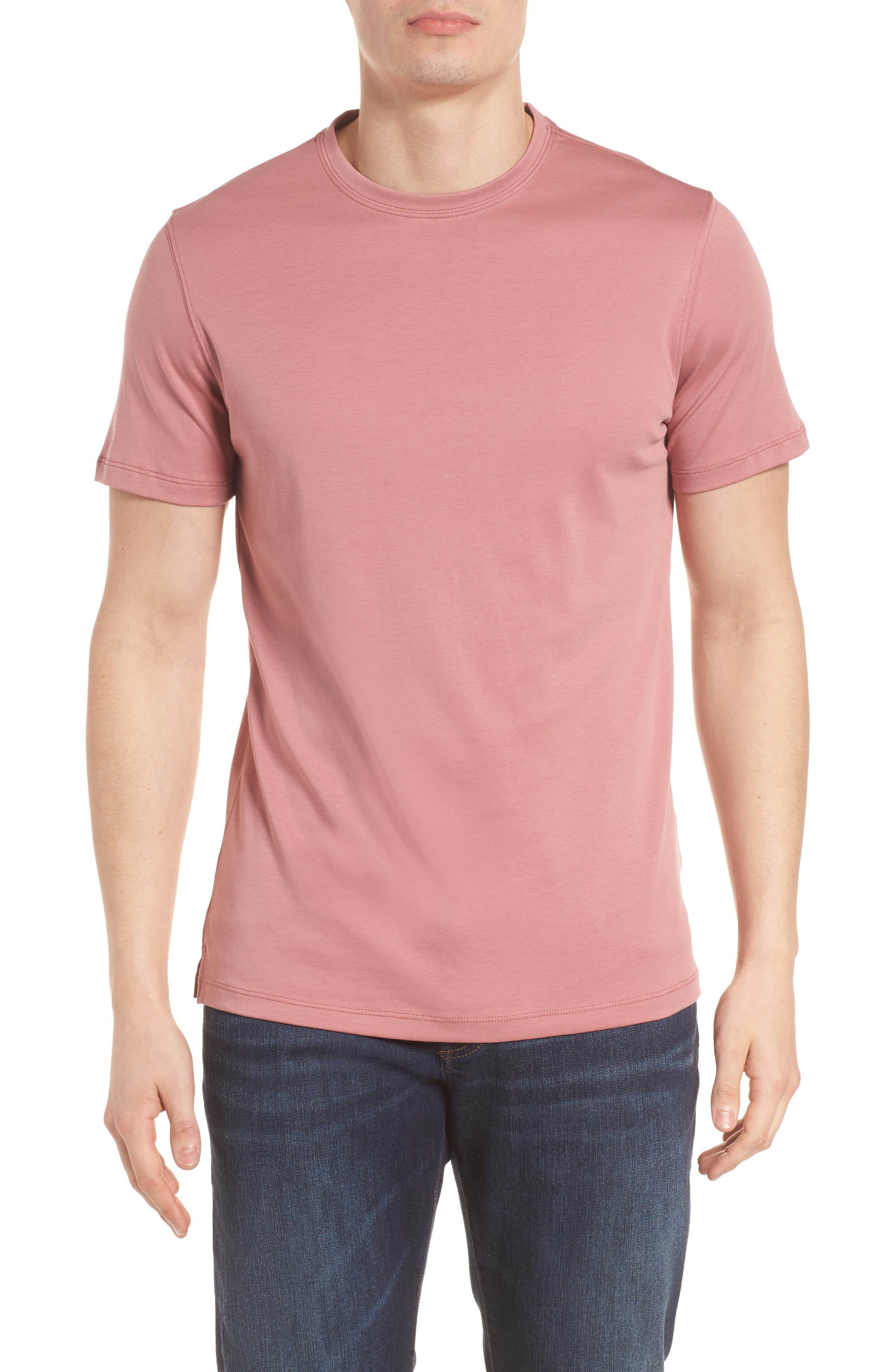 ,                             Georgia Crewneck T-Shirt,                             Main thumbnail 502, color,                             955