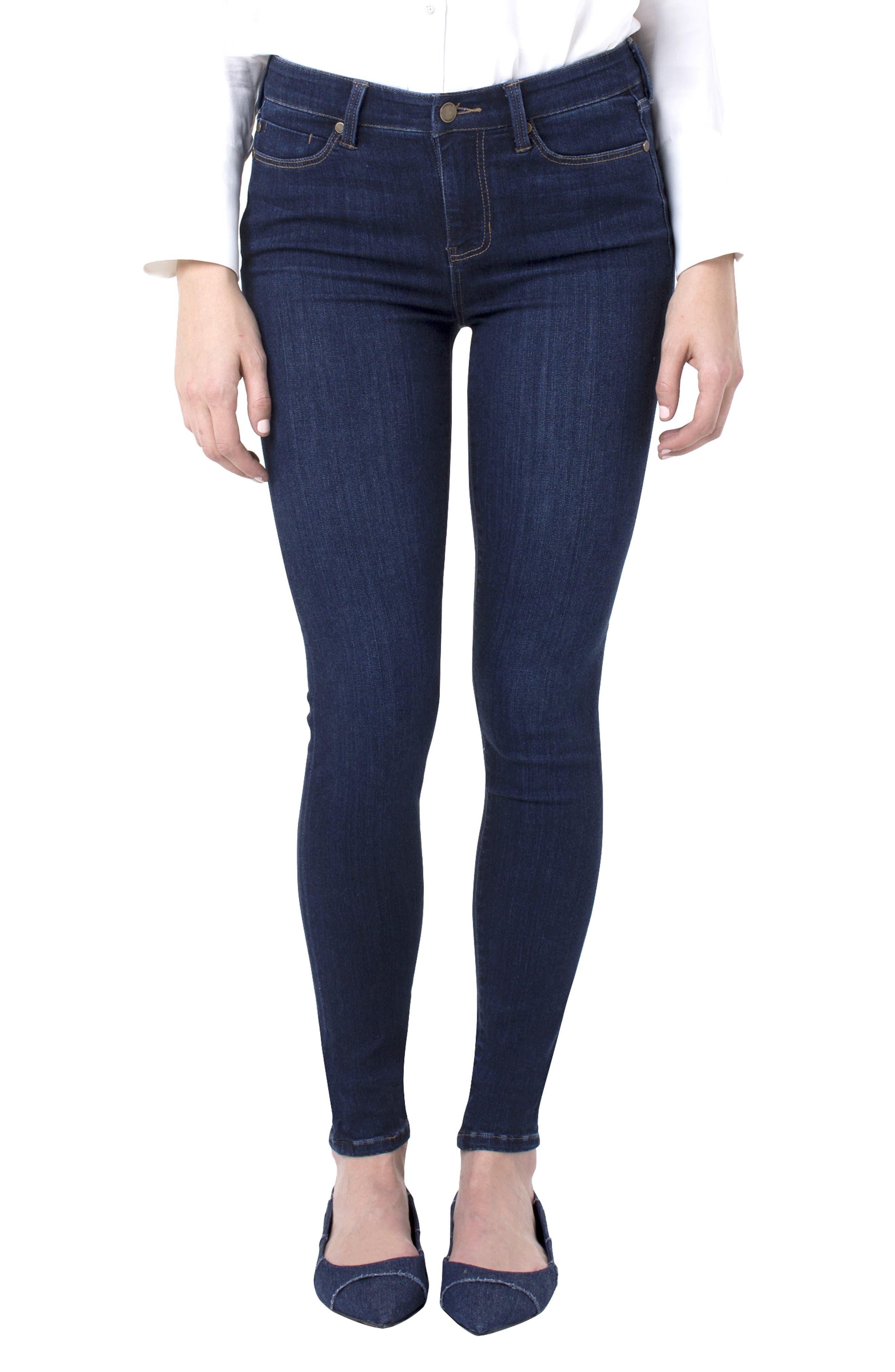 Women's Liverpool Abby Skinny Jeans