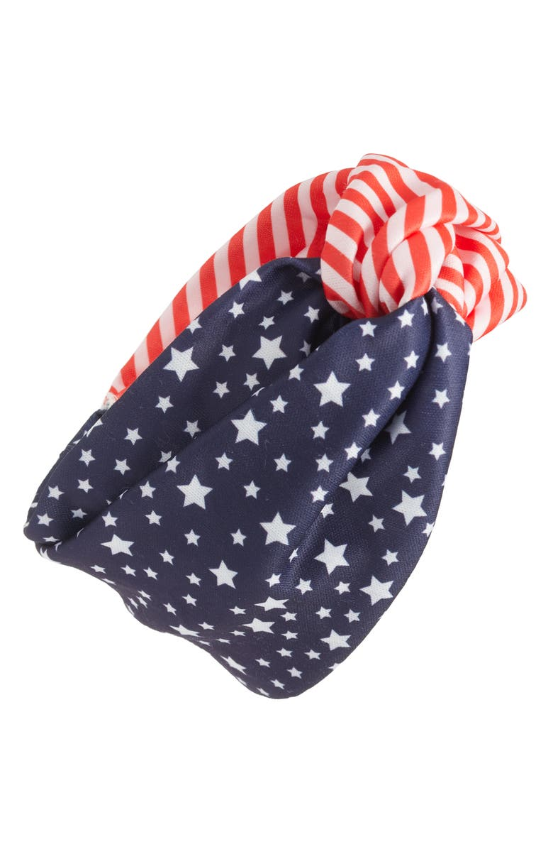TASHA Americana Head Wrap, Main, color, 400