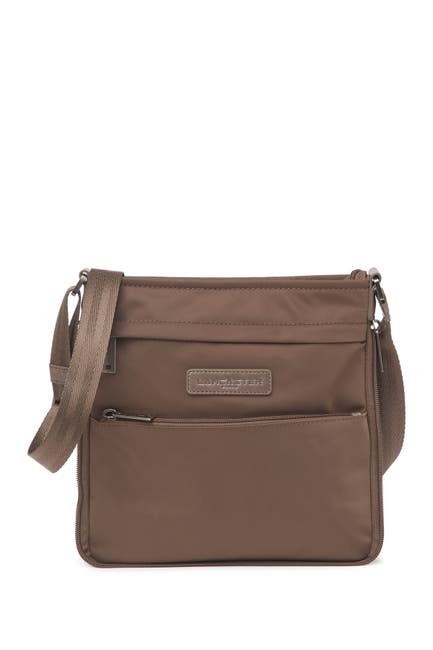 Image of Lancaster Paris Sport Flat Crossbody Bag