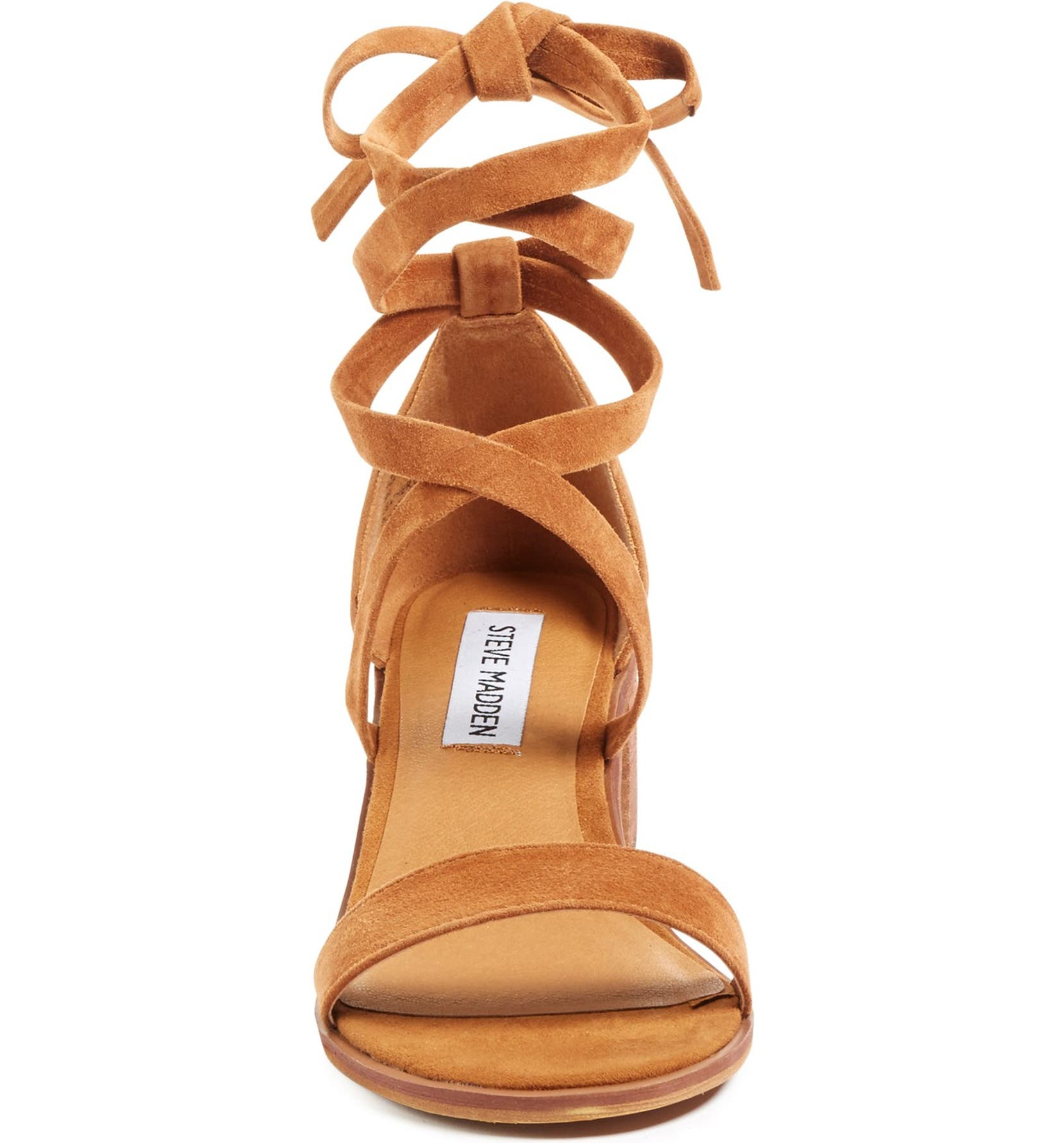 b890f3729a Steve Madden 'Rizzaa' Ankle Strap Sandal (Women) | Nordstrom