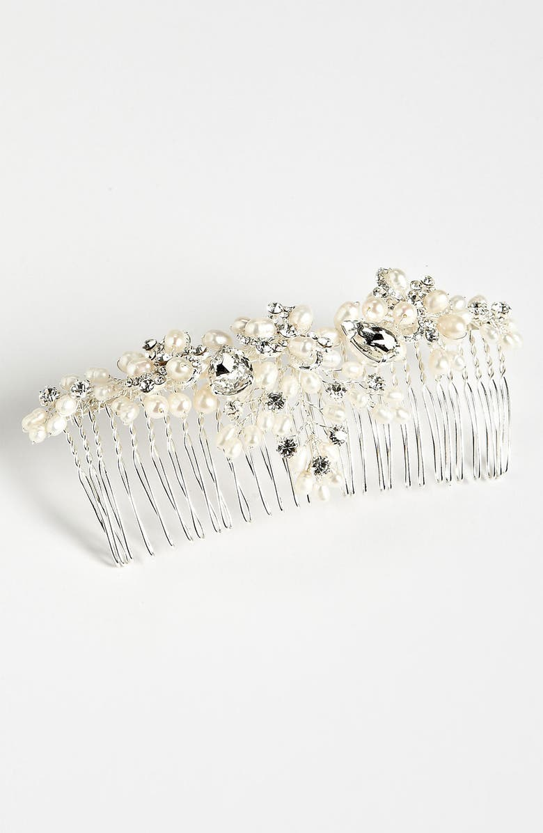 CARA 'Vintage' Hair Comb, Main, color, 040