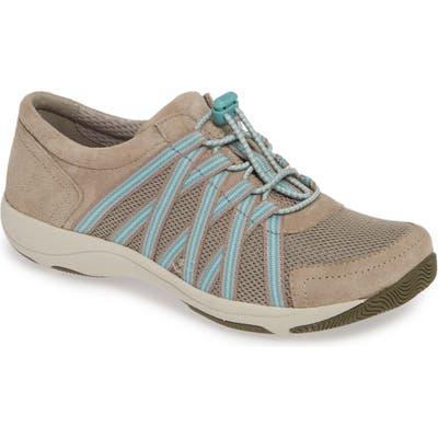 Dansko Halifax Collection Honor Sneaker-6- Grey