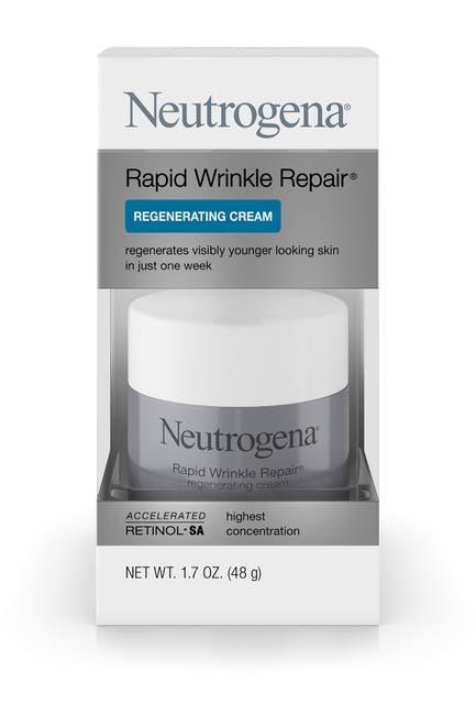 Image of Neutrogena Rapid Wrinkle Repair Retinol Regenerating Face Cream