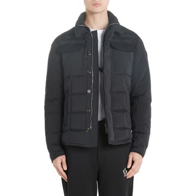Moncler Biolay Down Jacket, Black