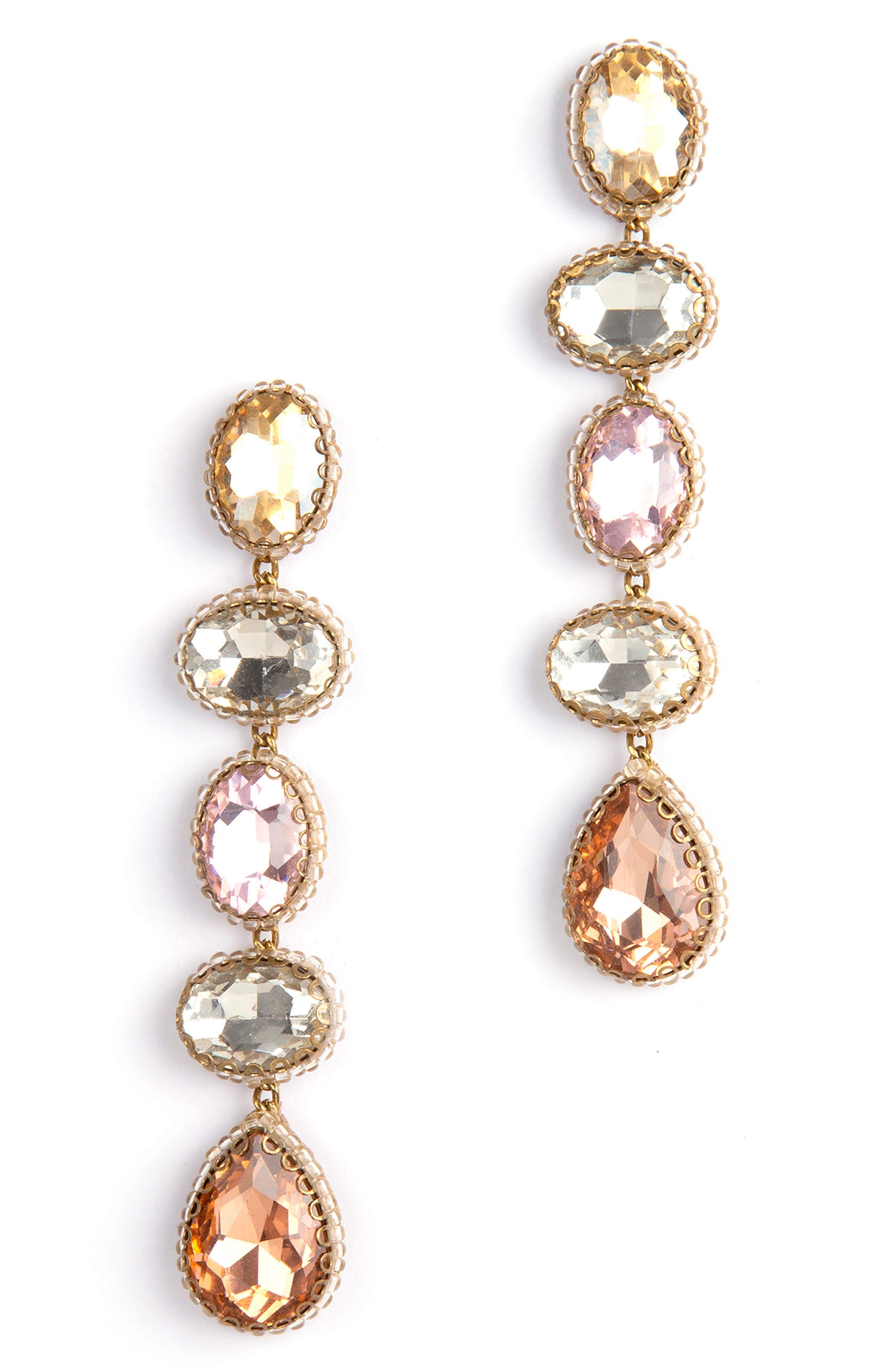 Tyra Drop Earrings