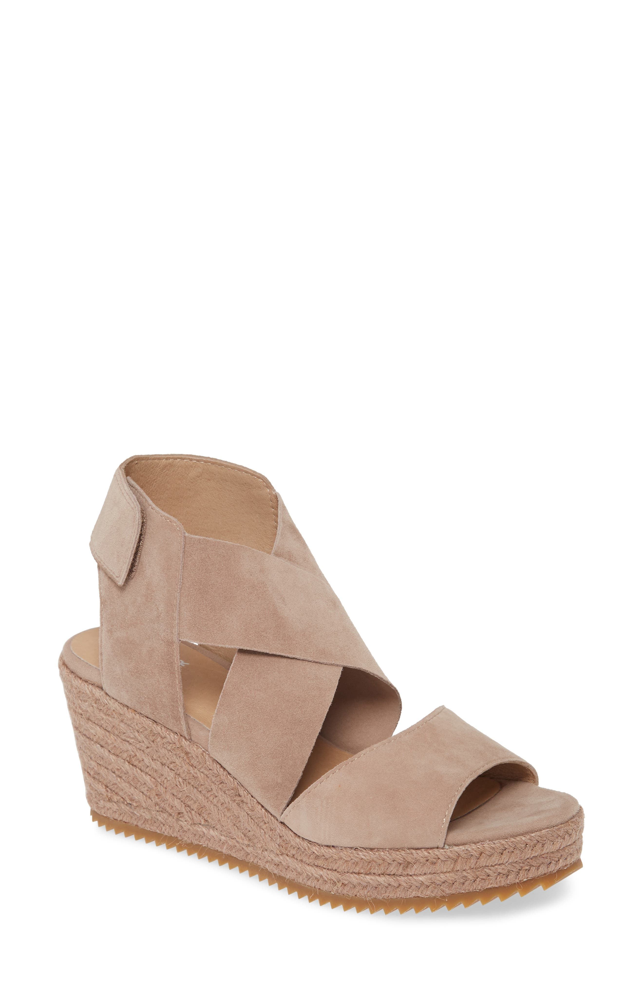 Eileen Fisher Willow Strappy Wedge