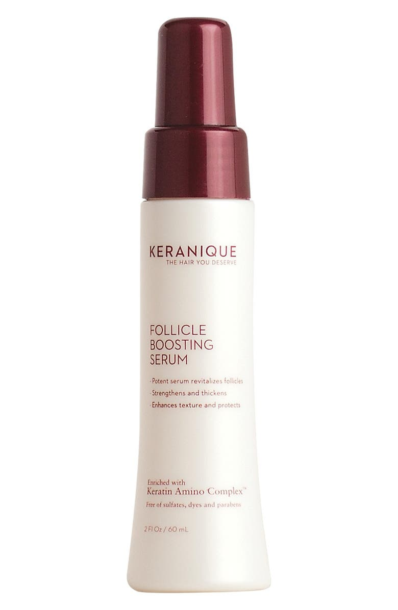 KERANIQUE Follicle Boosting Serum, Main, color, NO COLOR