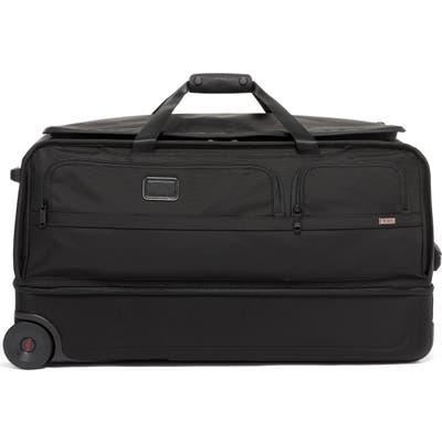 Tumi Alpha 3 Collection 30-Inch 2-Wheel Duffle Bag - Black