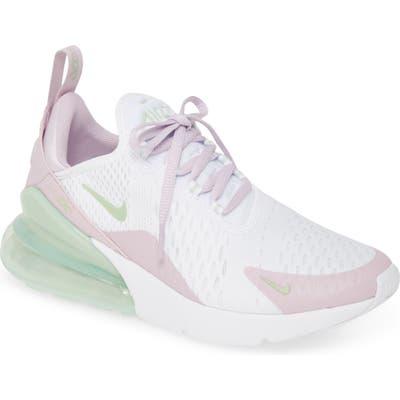 Nike Air Max 270 Premium Sneaker, White