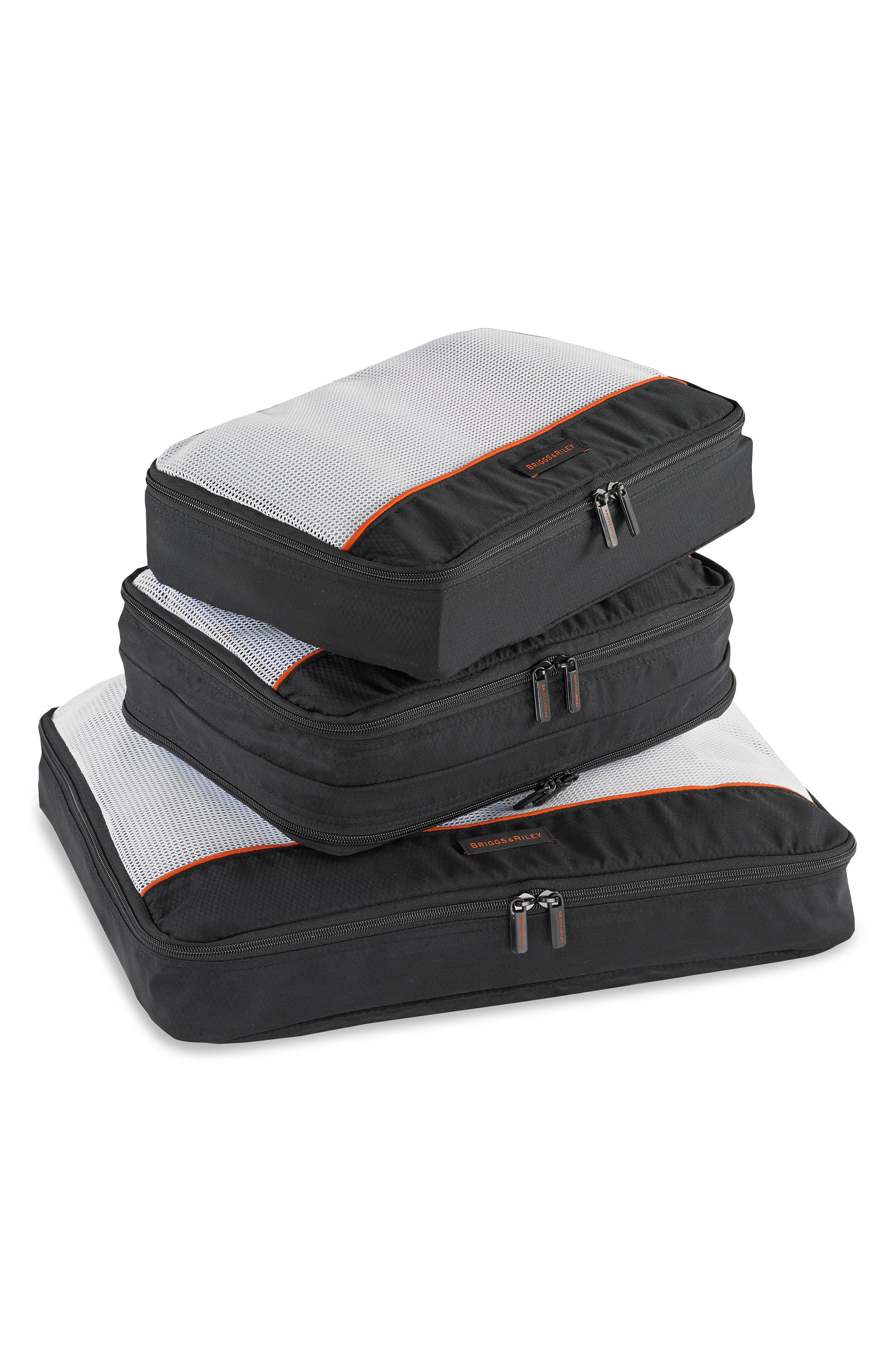 Set Of 3 Large Packing Cubes