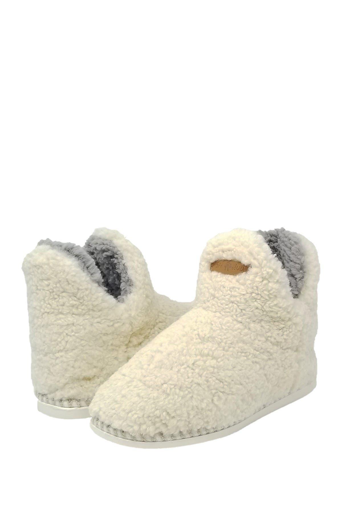 Image of GAAHUU Berber Faux Fur Slipper Boot