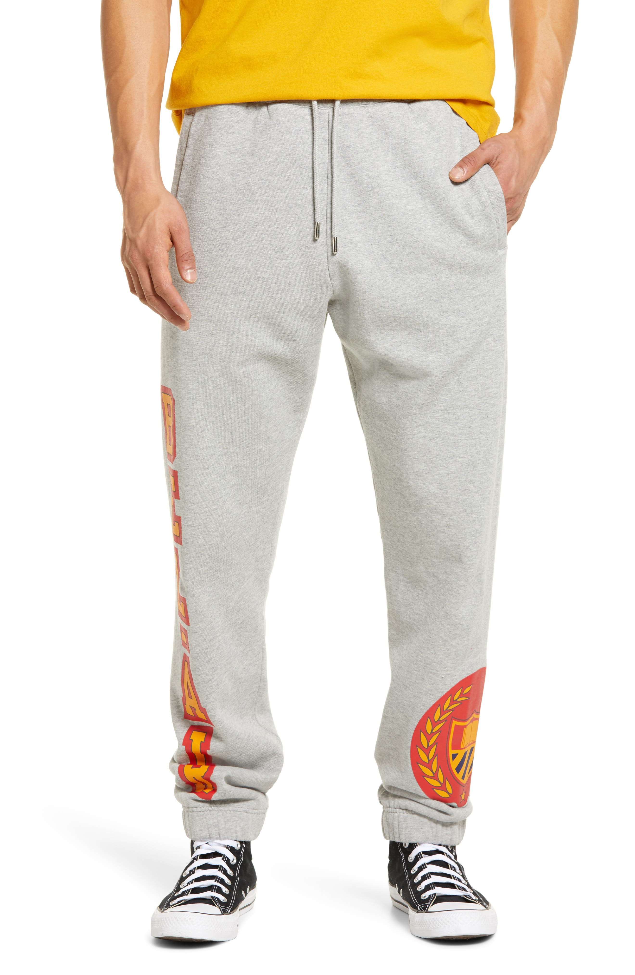 Men's Academy Patch Graphic Joggers