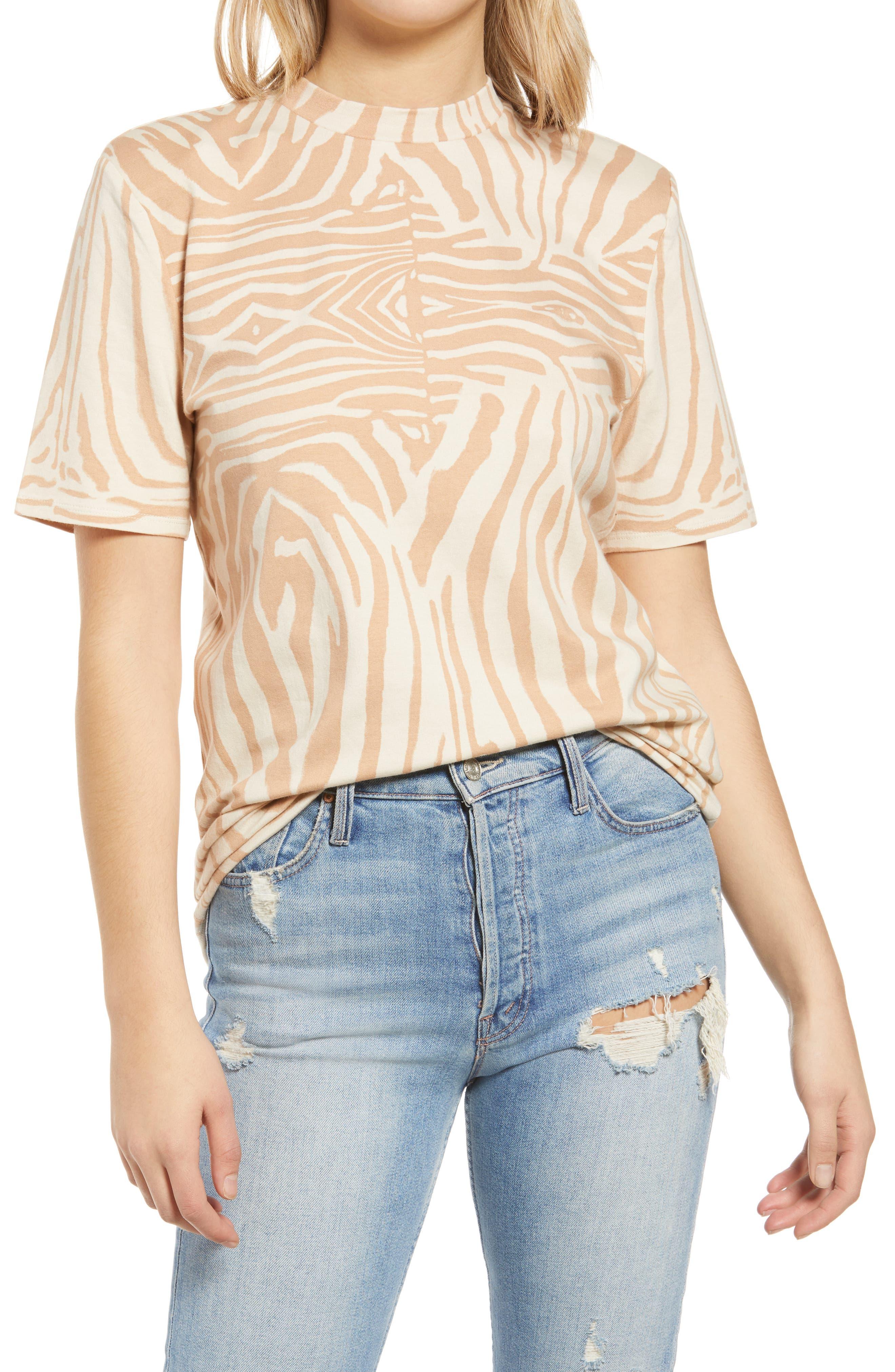 Tessa Crewneck T-Shirt