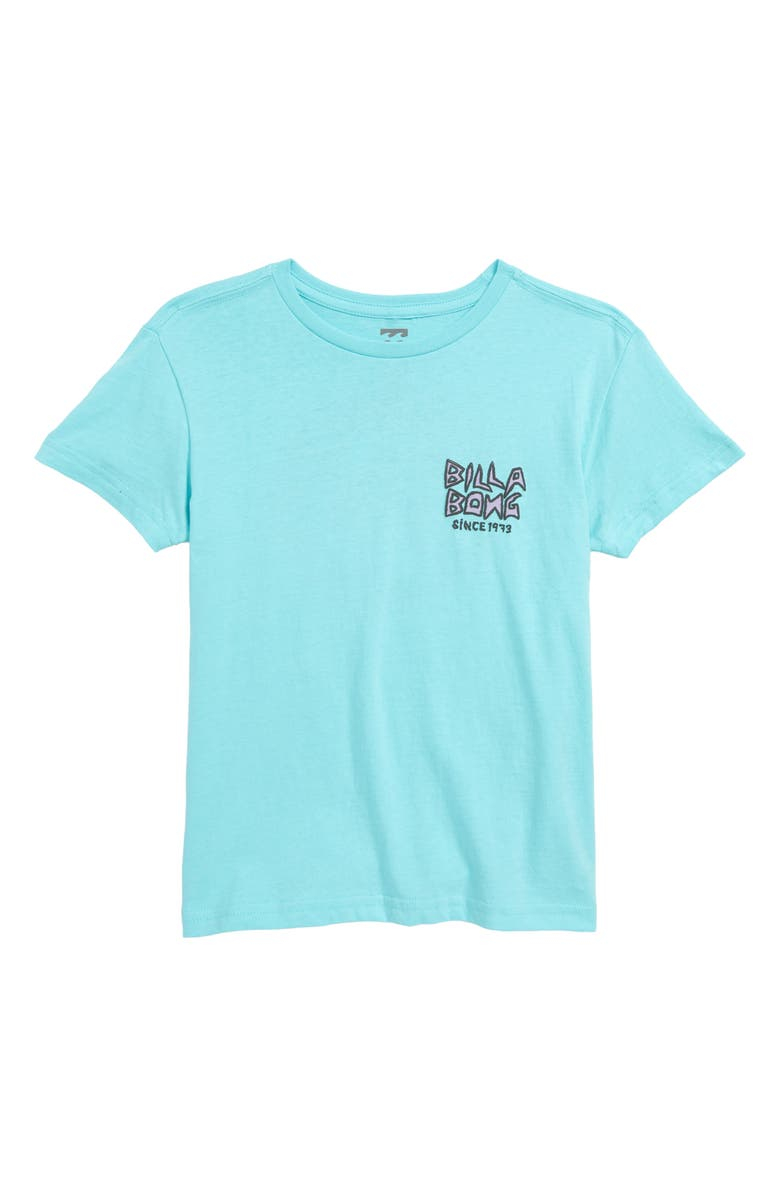 BILLABONG Fishtail Graphic T-Shirt, Main, color, 441