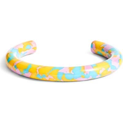 Lele Sadoughi Broadway Slim Cuff Bracelet