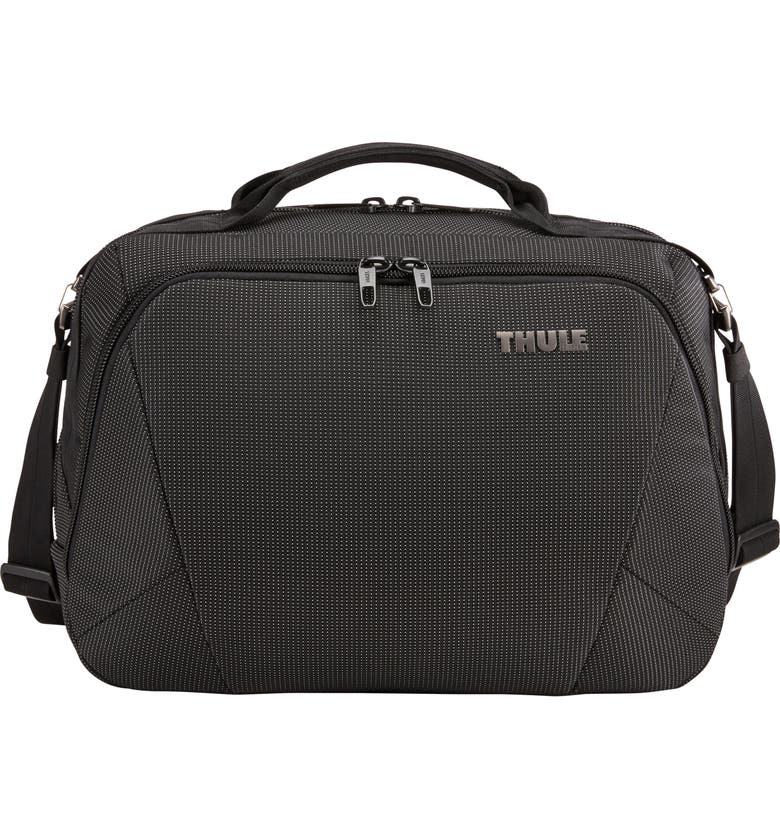 THULE Crossover 2 RFID Boarding Bag, Main, color, BLACK