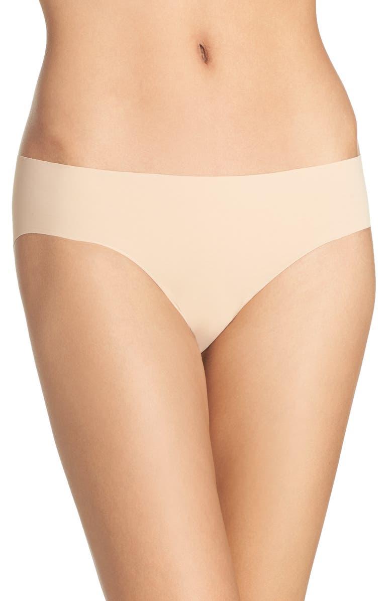 COMMANDO Bikini, Main, color, BEIGE