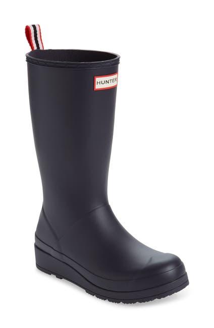 Image of Hunter Original Play Tall Waterproof Rain Boot
