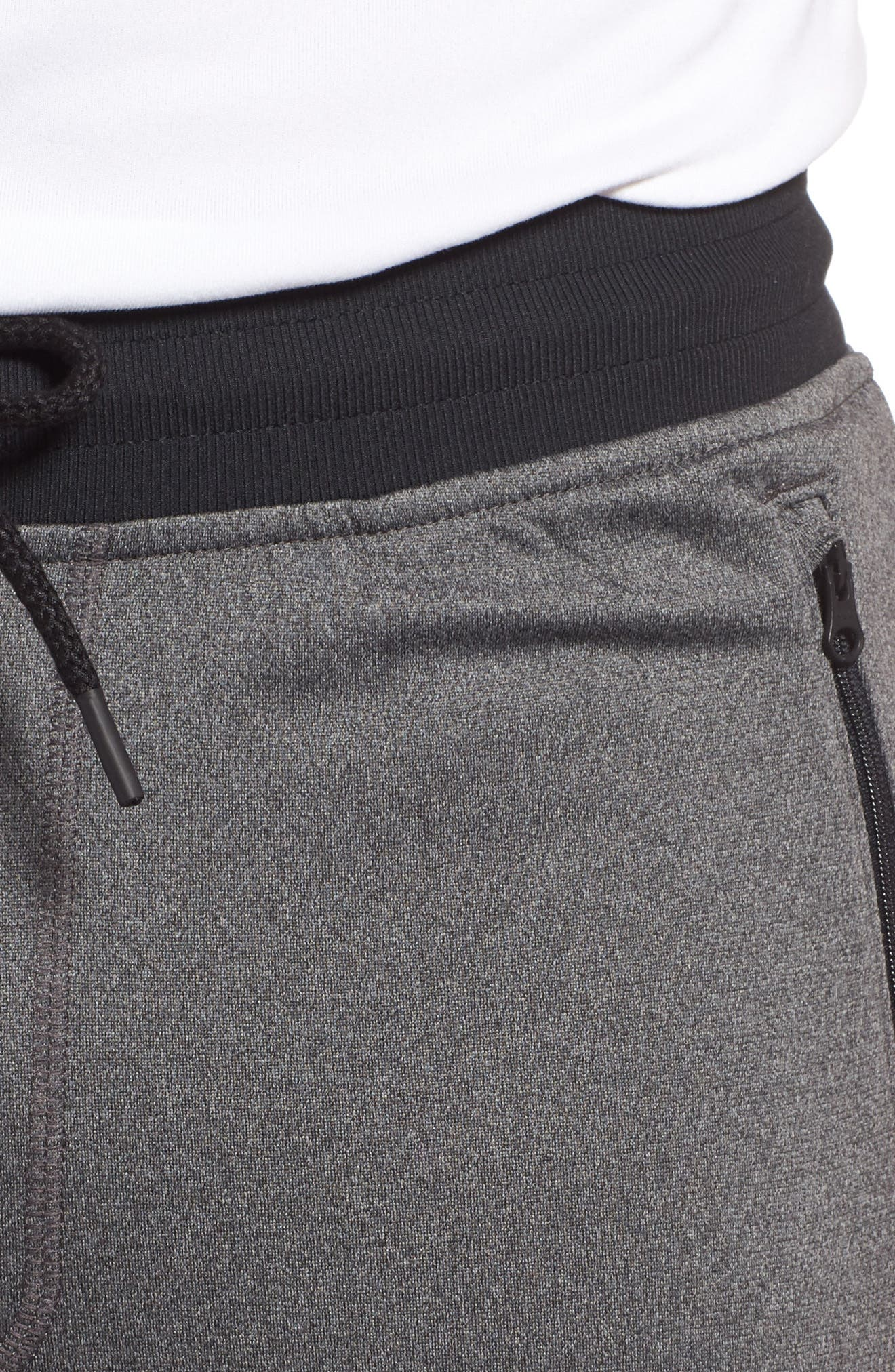,                             Sportstyle Knit Jogger Pants,                             Alternate thumbnail 5, color,                             GREY