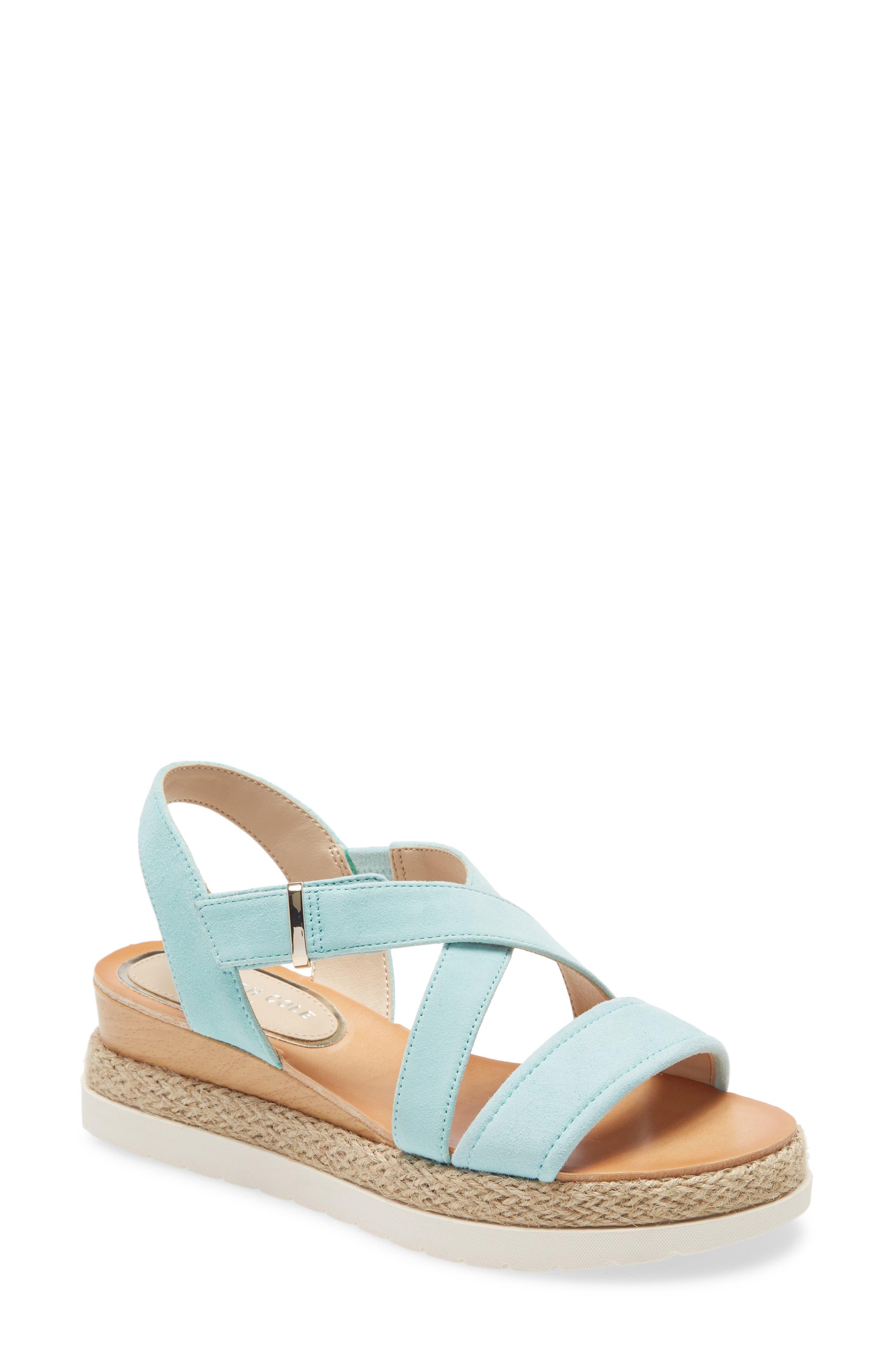 Jules Espadrille Platform Sandal