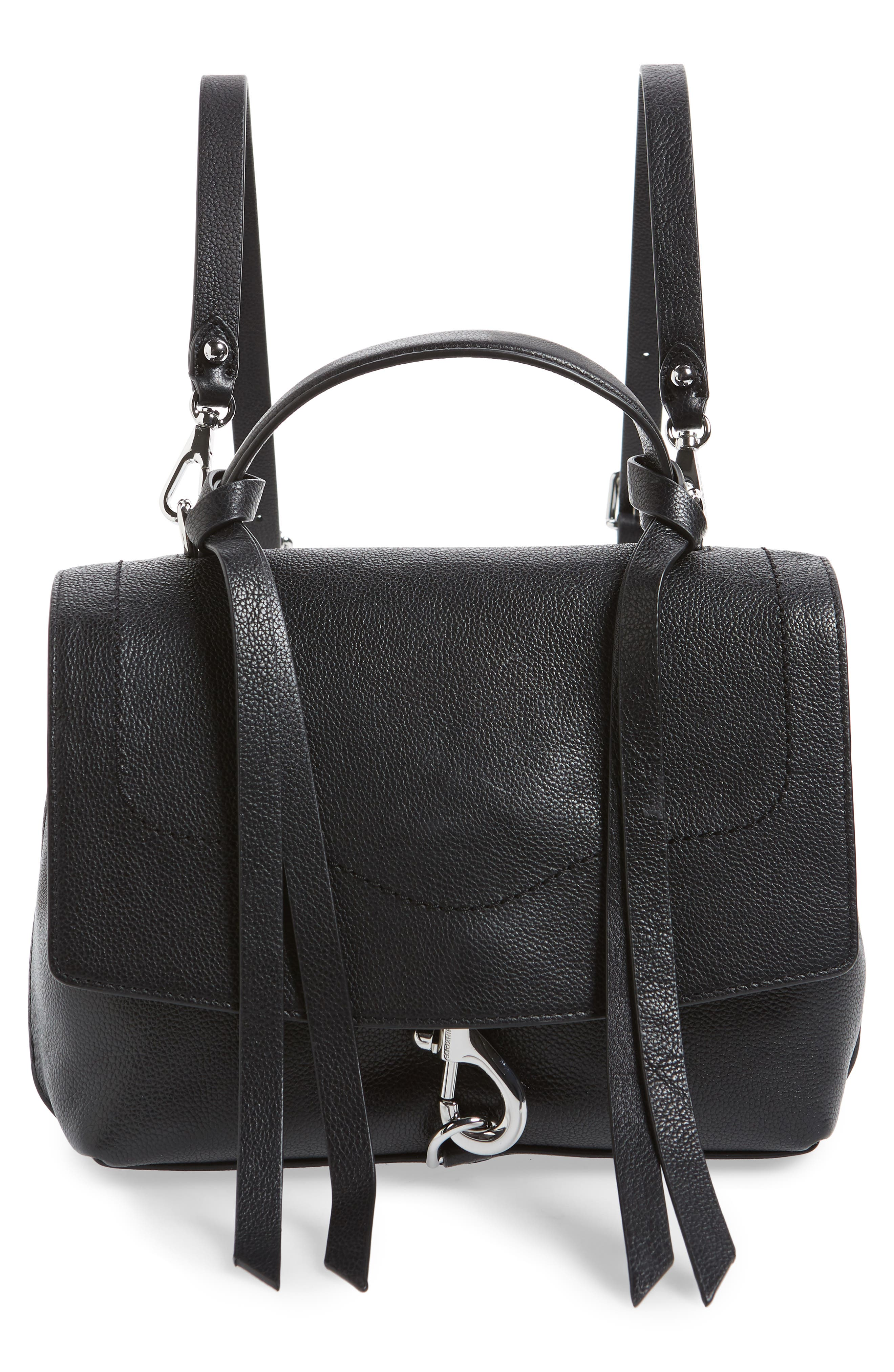 Rebecca Minkoff Medium Stella Convertible Leather Satchel