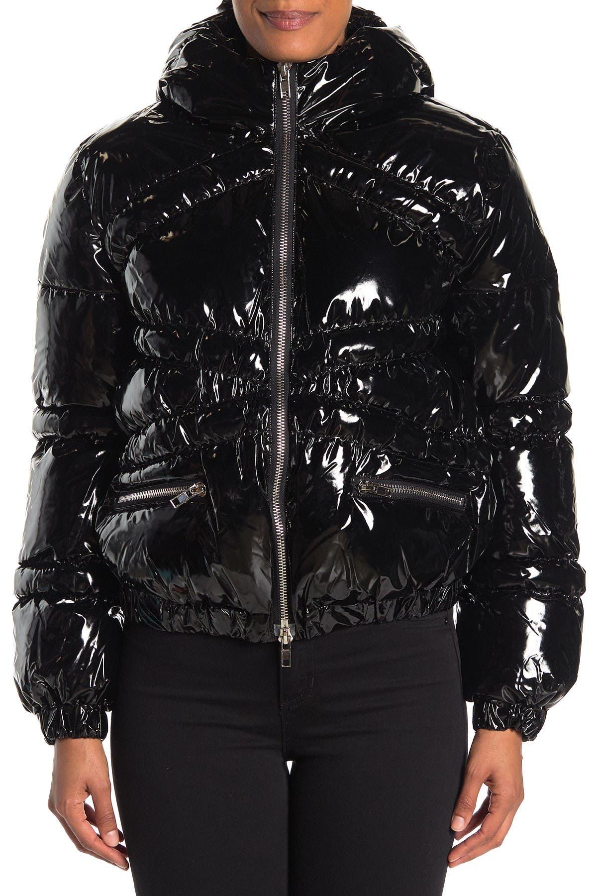 Walter Baker Hood Puffer Jacket