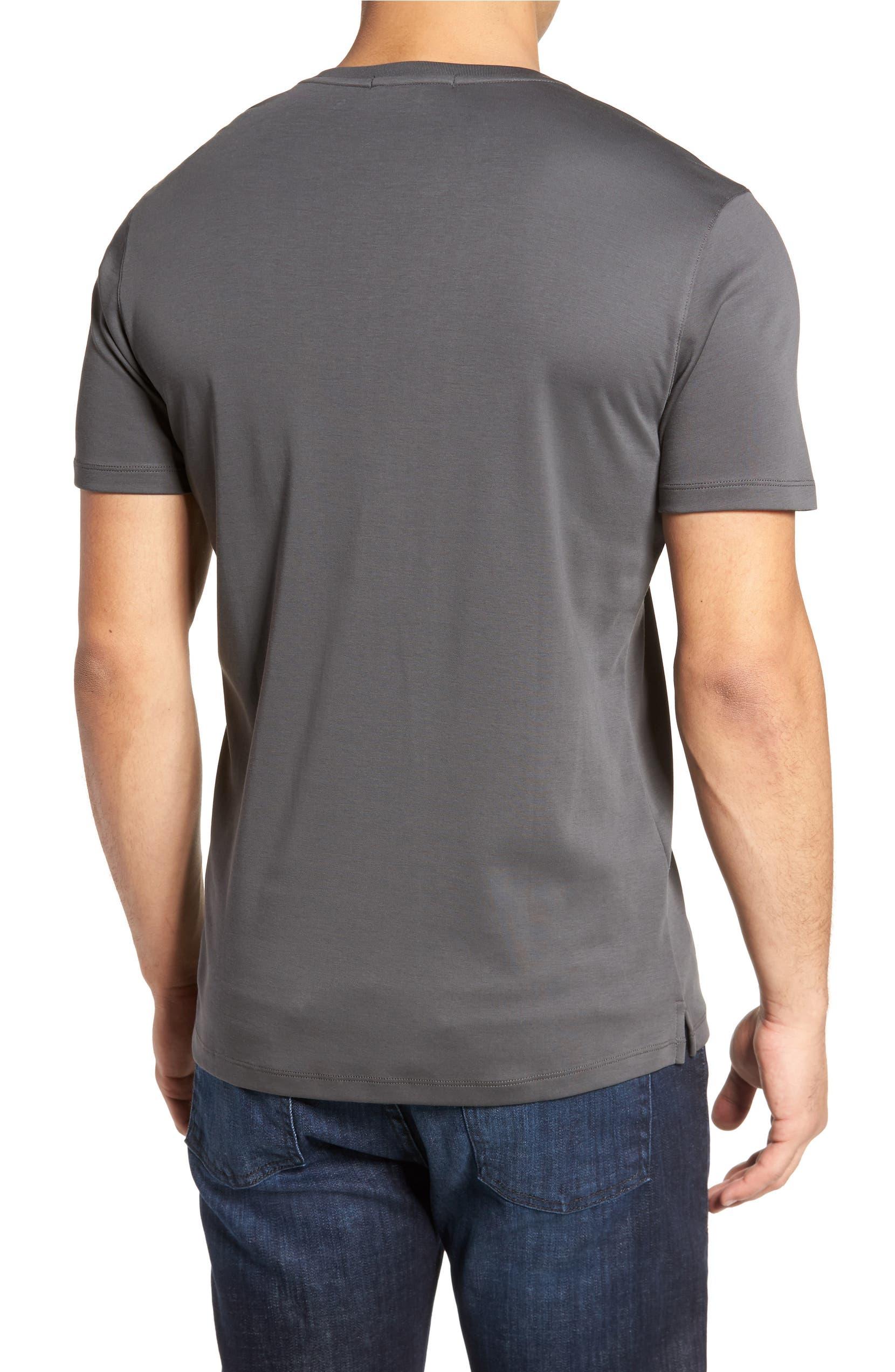 0490bbbec Robert Barakett Georgia Regular Fit V-Neck T-Shirt | Nordstrom